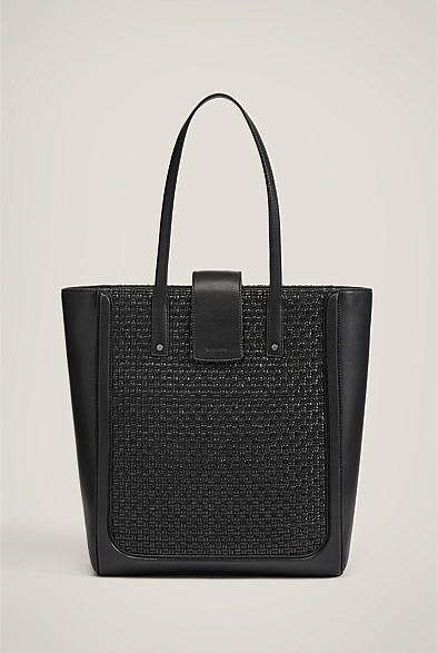 Ivy Textured Tote