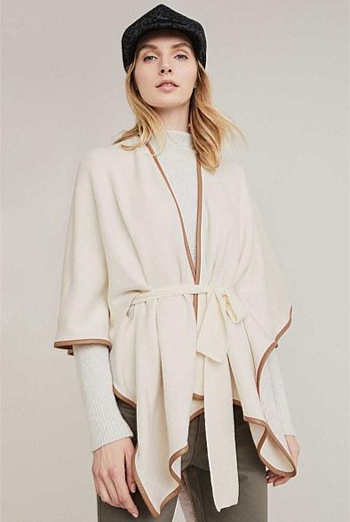 Belted Kimono Wrap