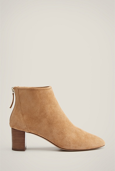 Daphne Suede Boot