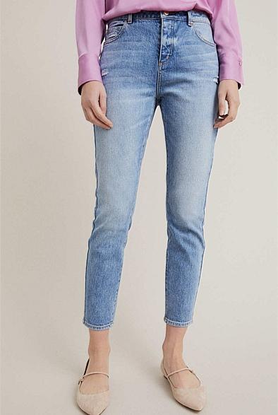 High Waisted Vintage Jean
