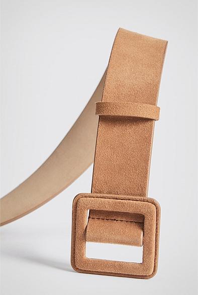 Porter Leather Belt