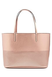 Penny Perforated Tote Bag