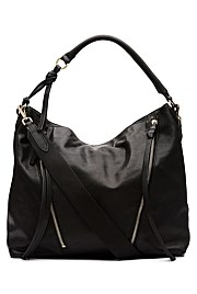 Scout Leather Hobo