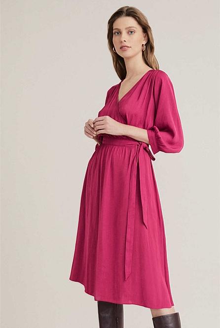 Magenta Pink Dresses