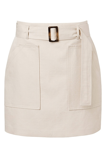 Structured Skirt by Witchery