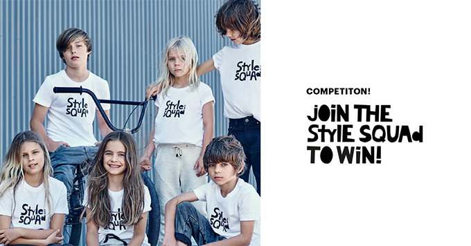 Witchery Style Squad competition