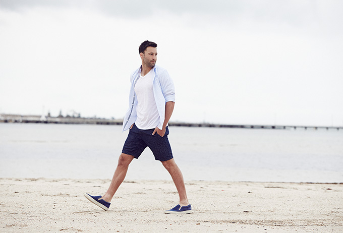 Jimmy Bartel Shorts Trend
