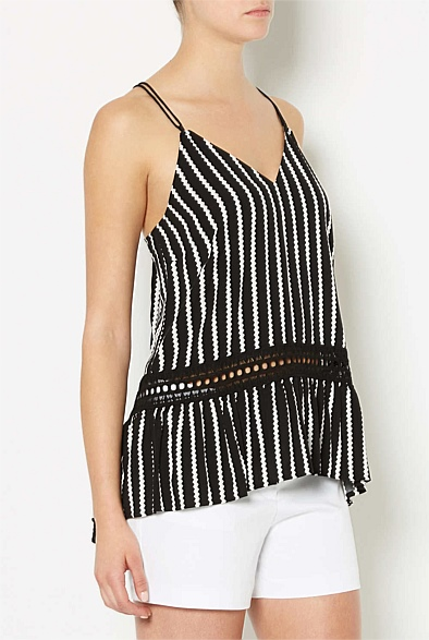Printed Beach Cami